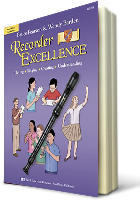Recorder Excellence - Student Book only