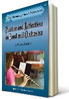 Practice and Reflection in Band and Orchestra