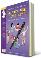 Recorder Excellence - Teacher's Edition