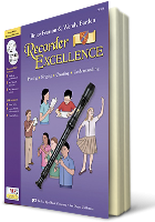 Recorder Excellence - Student Book with CD/DVD/iPAS
